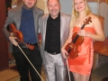 S Michalem Davidem a Hankou Vyšínskou