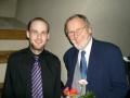S panem prof. Ivanem Štrausem