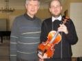 S panem prof. Pavlem Hůlou